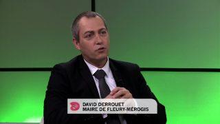 M. Derrouet, maire de Fleury-Mérogis
