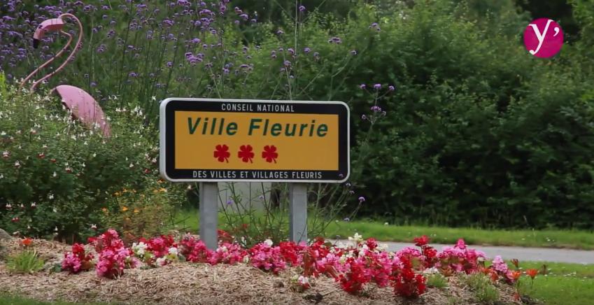 Villes et villages fleuris le jury visite les yvelines for Visiter les yvelines