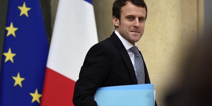 TPE-PME: les patrons des petites entreprises ont confiance en Macron