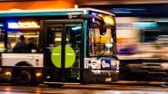 Noctilien: visite de l'Ile-de-France dans un bus de nuit de la RATP