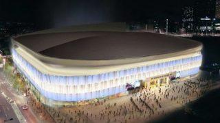 U Arena: la plus grande salle couverte d'Europe ouvre enfin ses portes !