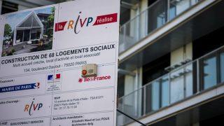 Logements sociaux: 77 communes d'Ile-de-France sont hors-la-loi